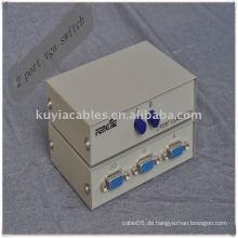 2 PORT VGA Schalter Switcher / VGA Schalter