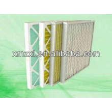 Складной пластины воздушный фильтр