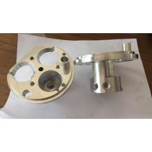 Serviços de usinagem CNC de precisão de peças de alumínio e plástico