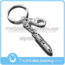 wholesale Buttet with Cross stainless steel Engravable Silver american cremation urn jewelry
