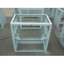 Sheet Metal Powder Coating Frame, Precise Metal Shield, Protective Shell