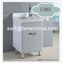 2013 hot design PVC laundry cabinet