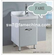 Gabinete de lavanderia de PVC de design quente 2013
