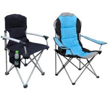 Хорошее качество высокая спинка дешевые складной стул Кемпинг (СП-112)