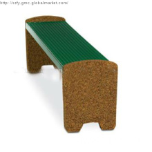 Concrete Park Bench, Outdoor chair  Industrial Park Benches. park benc