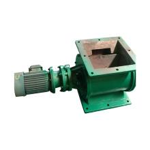 поворотный клапан из нержавеющей стали для пылеуловителя