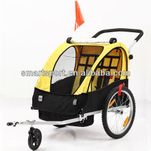 Europe Style Luxury Baby Stroller for Twins                                                     Quality Assured