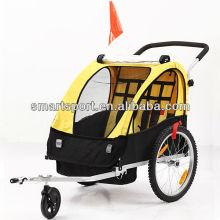 Роскошная детская прогулочная коляска для детей