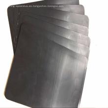 Recubrimiento de residuos animales HDPE geomembrana liner