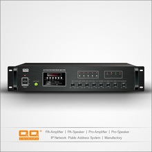 Lpa-500V Audio Sources Universal Amplifiers Professional Audio Amplifier 5 Zone with USB FM
