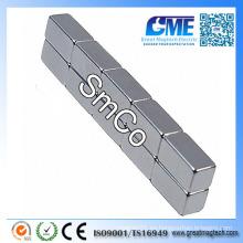 "Barras / Bloques de D1 / 2''x1 / 4 ""X1 / 4"" SmCo Samarium Cobalt Magnet"