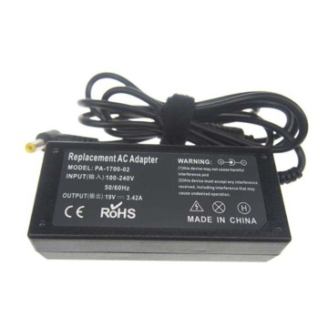 19V 3.42A Notebook-Ladeadapter für TOSHIBA