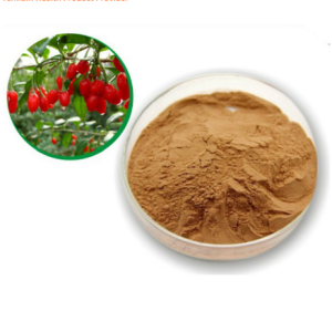 2017 Kelezatan Organik Goji Berry Extract Powder