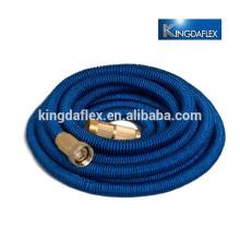 metal garden hose, stainless steel garden hose expandable garden hose with Nozzle