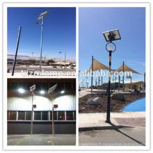 le nouveau venu a mené le réverbère mené solaire d'économie d'énergie de YANGZHOU / 30-180w a mené le réverbère