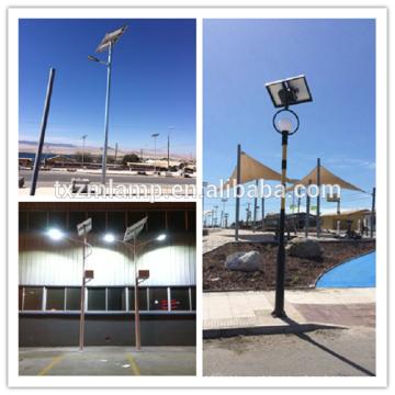 a luz de rua conduzida solar de poupança de energia nova de YANGZHOU / 30-180w conduziu a luz de rua