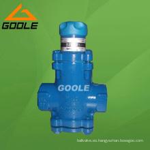 Válvula reductora de presión de fuelle de acción directa (BRV71 / BRV73)