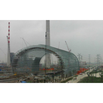 Prefabricated Structure Coal Storage Design