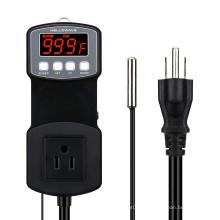 Controlador de temperatura do soquete PID para esteira de calor de mudas