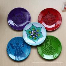 (BC-PM1032) Placa de imitação de alta qualidade da melamina da porcelana da imitação