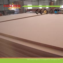 МДФ Размер панели, производственная линия MDF древесины
