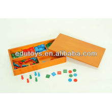 Montessori Teaching Aids - Stamp Game