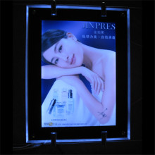 CE and Rohs led sign acrylic light box