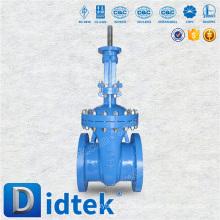 Didtek China fabricante 10 '' 300LB WCB flangeado OS & Y válvula de portão