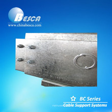 Fabricación de canales exteriores de acero pregalvanizado de mejor calidad