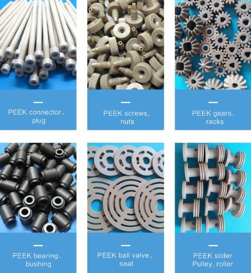 PEEK parts