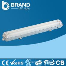 Rohs nuevo diseño alto quaity mejor precio ce IP65 batería instalar instalación de luz de tubo