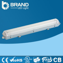 Rohs nouveau design haut quaity meilleur prix ce IP65 batterie installation tube éclairage