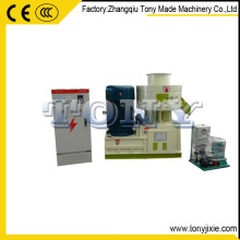 Factory-Outlet Ring Die Corn Stalk Pellet Machine