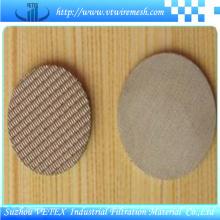 Gesintertes Maschendraht verwendet als dekorative Masche