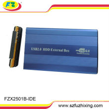 USB External Portable 2.5inch SATA Hard Disk Drive HDD Enclosure Box Case Laptop