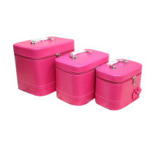 Rosy Color Beauty Bag High Quality Set