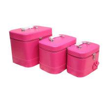 Rosy Color Beauty Bag Conjunto de alta qualidade