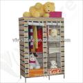 Vivinature fabric Wardrobe Clothes Storage Cabinet