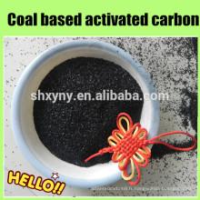 Catalyseur à base de charbon actif à base de charbon et d'iode de 1 à 2 mm