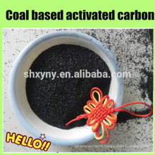 High iodine 1-2mm coal based activated carbon catalyst