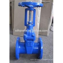"ANSI standard 150lbs 300lbs 600lbs 1 1/2""-24"" cast iron gate valve"