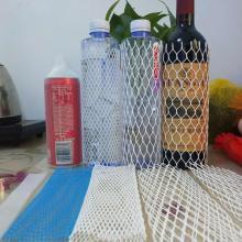 Venda quente protege rede de garrafa de vinho