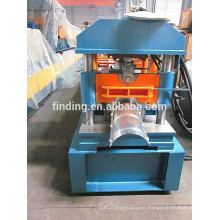 stainless steel roofing ridge cap price roll forming machine