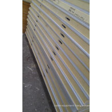 100mm PU Customized Cold Room Panels; Color Steel Surface