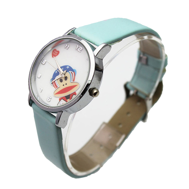 Pual Frank leather watch