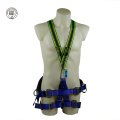factory price full body safety harness safety belt