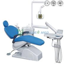 Chaire dentaire électrique de l'hôpital médical Unité dentaire intégrale