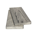 Outdoor gray mixed look europe standard composite wpc decking