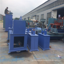 Glass fiber reinforced plastic tank winding machine