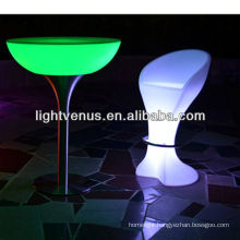 color changing rechargeable factory direct sale acrylic led table light